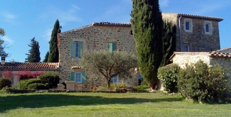 Verkoop van prestige  huis Barjac 915000€ - Foto 16