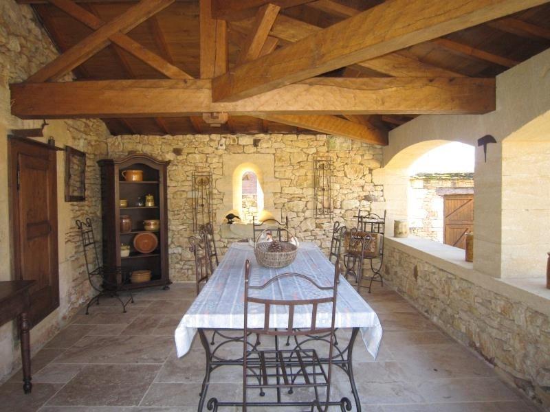 Vente de prestige maison / villa Meyrals 682500€ - Photo 3
