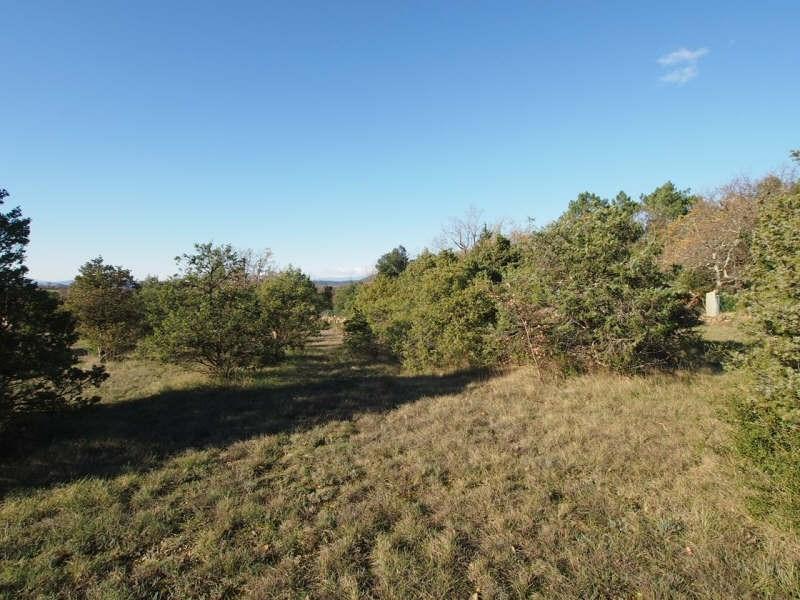 Vendita terreno Barjac 65000€ - Fotografia 5