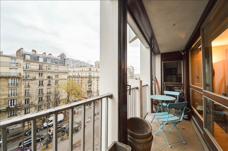 Sale apartment Paris 15ème 1 040 000€ - Picture 4