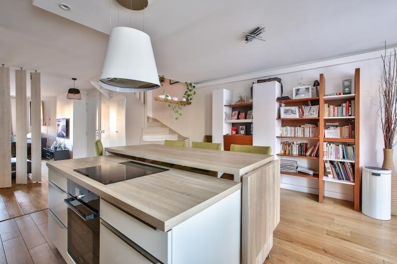 Vente appartement Paris 19ème 890000€ - Photo 2