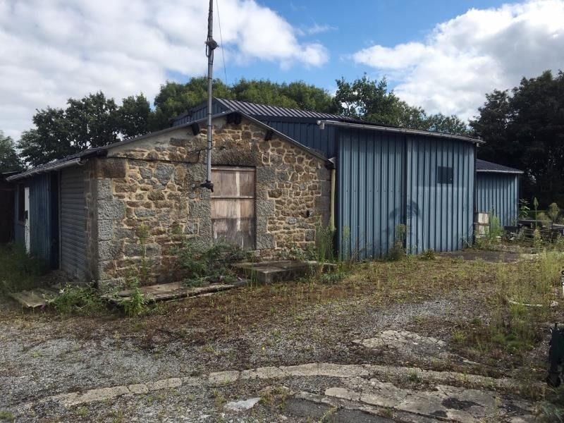 Vente local commercial Fougeres 94320€ - Photo 1