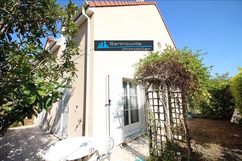 Vente maison / villa Sartrouville 408000€ - Photo 1