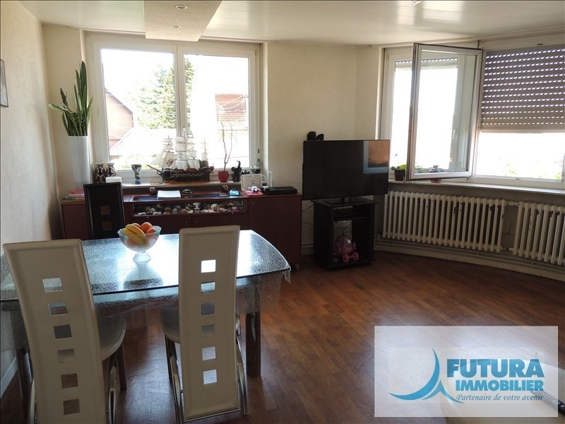Sale apartment Forbach 129 600€ - Picture 6