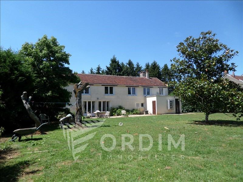 Vente maison / villa Donzy 119000€ - Photo 1