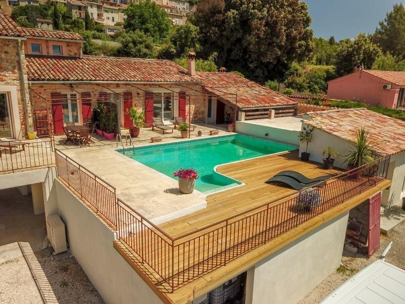 Deluxe sale house / villa Seillons 560000€ - Picture 2
