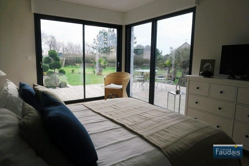 Verkoop van prestige  huis Anneville sur mer 640000€ - Foto 6