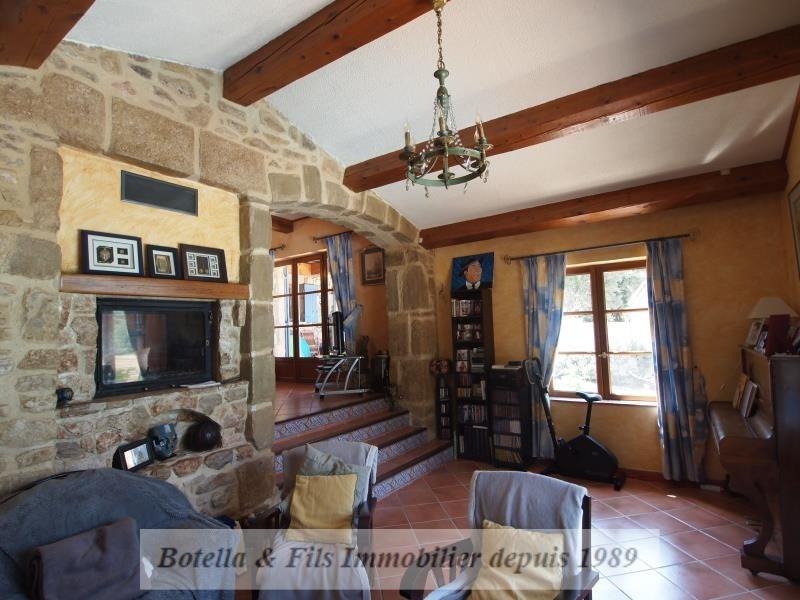 Verkoop van prestige  huis Uzes 474000€ - Foto 5