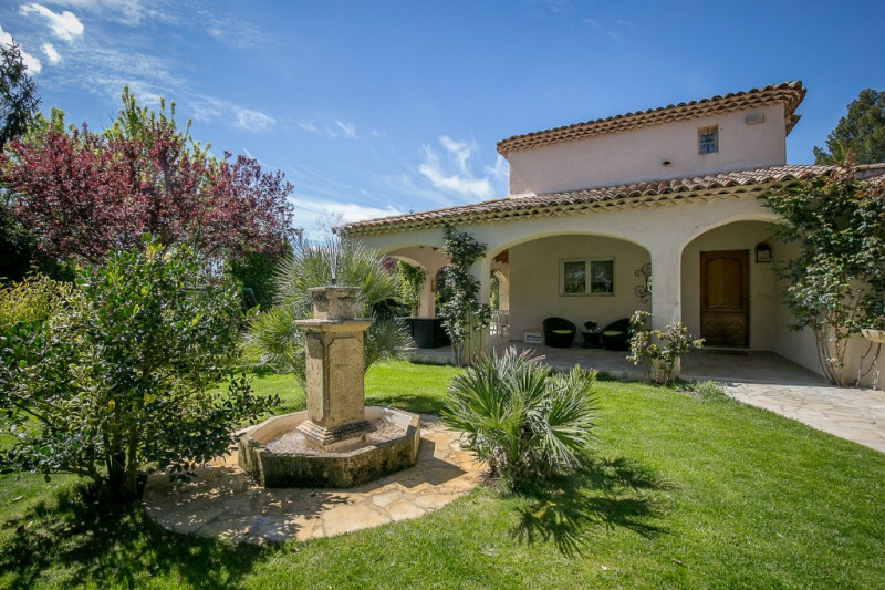 Deluxe sale house / villa Aix en provence 1155000€ - Picture 3