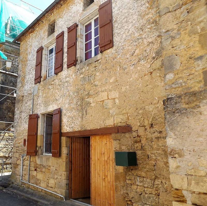 Vente maison / villa Villefranche-du-périgord 39000€ - Photo 1