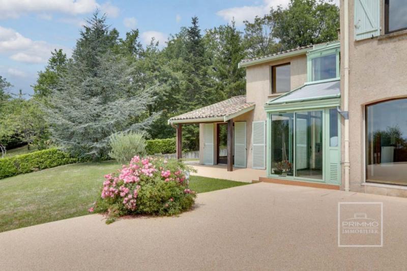 Deluxe sale house / villa Limonest 995000€ - Picture 17