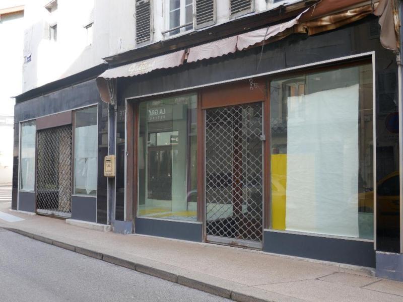 Location boutique Nantua 491€ CC - Photo 1