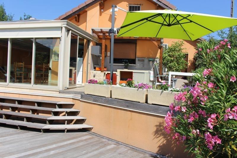 Vente de prestige maison / villa Villette d anthon 695000€ - Photo 1