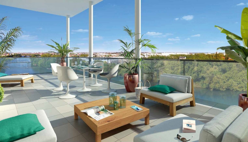 Vente appartement Toulouse 704000€ - Photo 1