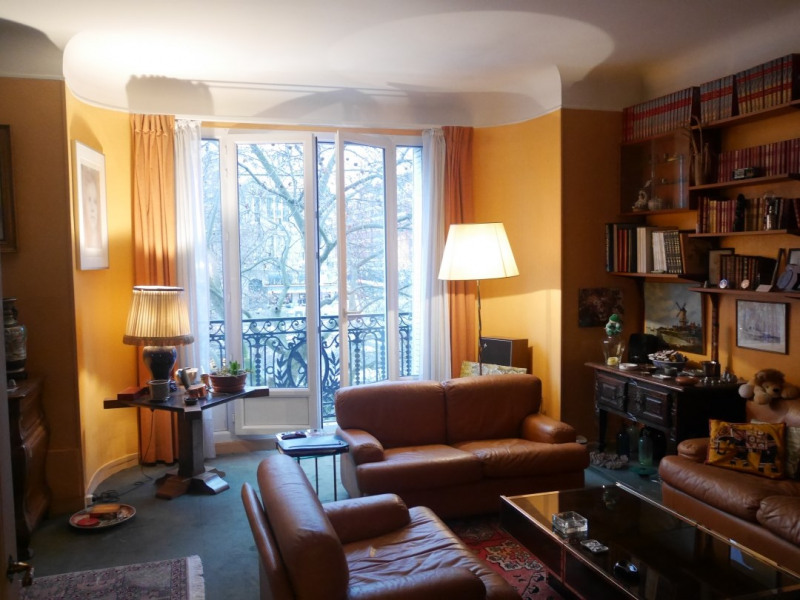 Deluxe sale apartment Paris 17ème 1 560 000€ - Picture 4
