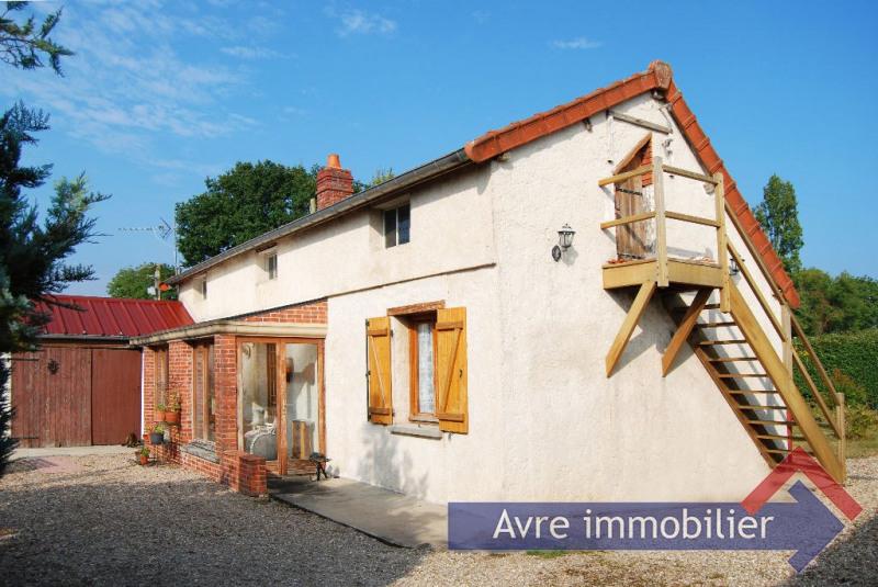 Vente maison / villa Verneuil d'avre et d'iton 101000€ - Photo 2