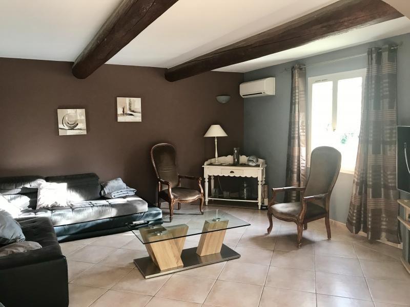 Vente maison / villa Bedarrides 378000€ - Photo 3