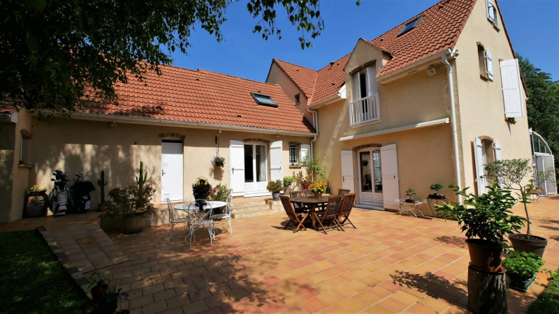 Immobile residenziali di prestigio casa Villennes sur seine 1100000€ - Fotografia 3