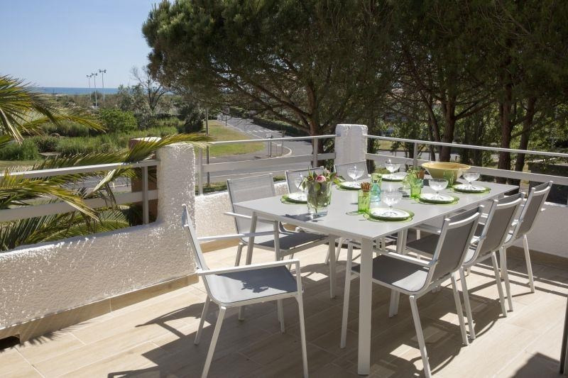 Vente de prestige appartement Le cap d'agde 575 000€ - Photo 1