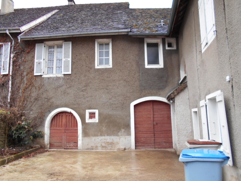Vente maison / villa Conliège 88 000€ - Photo 1