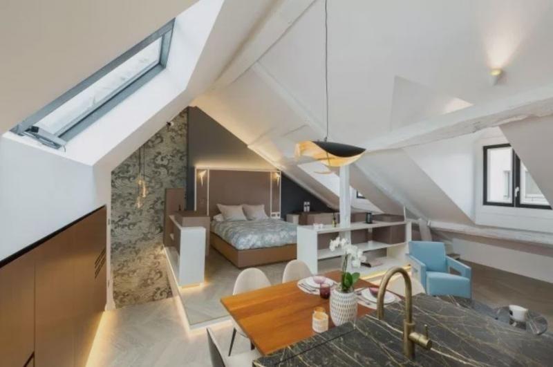 Sale apartment Paris 7ème 970000€ - Picture 4