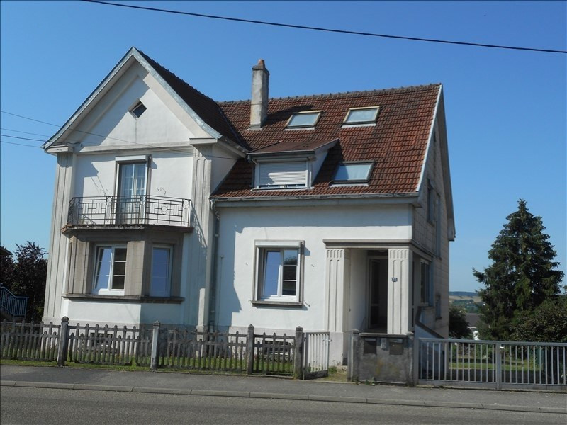 Sale house / villa Sarre union 179000€ - Picture 1
