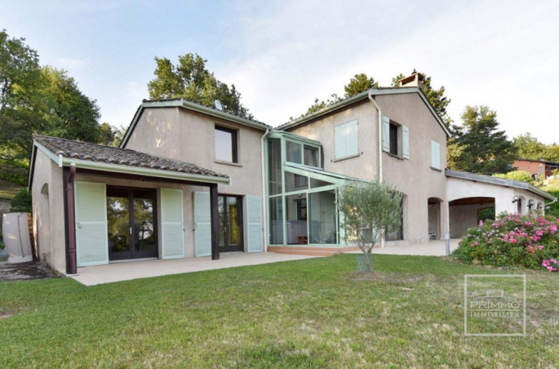 Deluxe sale house / villa Limonest 995000€ - Picture 1