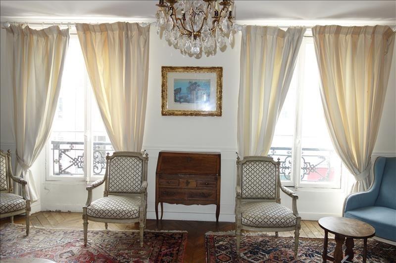 Vente appartement Versailles 895000€ - Photo 1