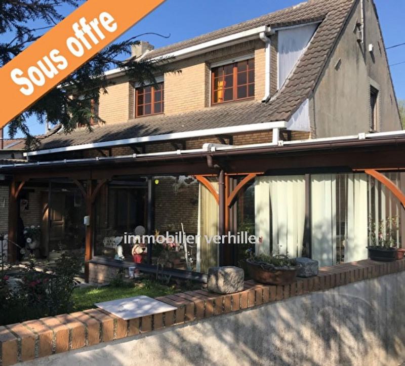 Sale house / villa Fleurbaix 364000€ - Picture 1