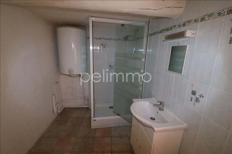 Sale apartment Pelissanne 75000€ - Picture 4