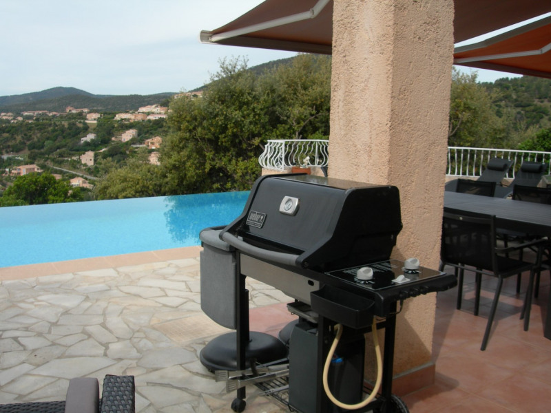 Vacation rental house / villa Les issambres 2 520€ - Picture 18