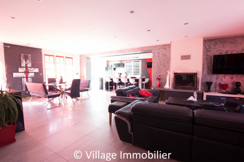 Vente de prestige maison / villa Mions 629000€ - Photo 2