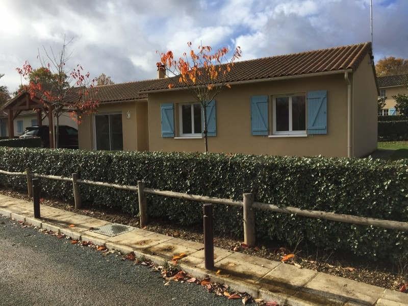 Rental house / villa Vivonne 710€ CC - Picture 2