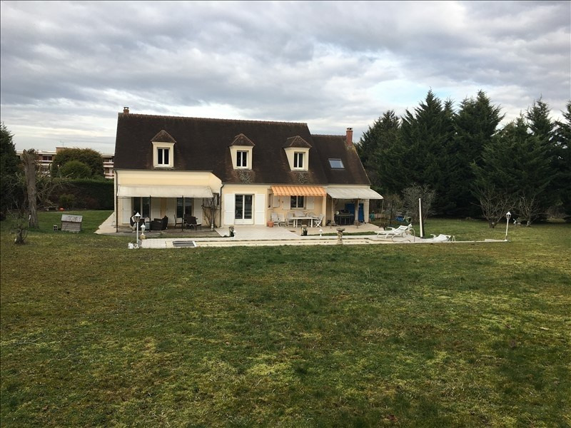 Deluxe sale house / villa Chambourcy 1290000€ - Picture 8