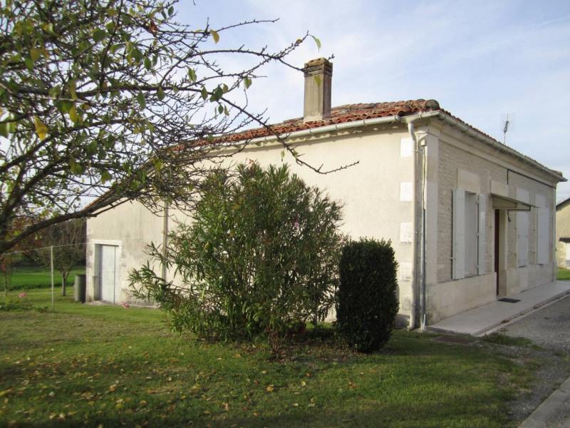 Sale house / villa Barbezieux-saint-hilaire 84000€ - Picture 2