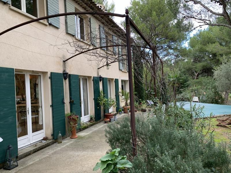 Sale house / villa Ventabren 725000€ - Picture 1