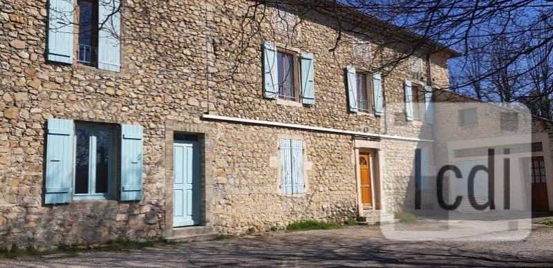Vente immeuble Les tourrettes 356000€ - Photo 1