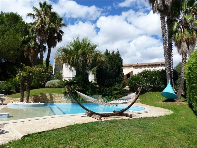 Sale house / villa Beziers 515000€ - Picture 1