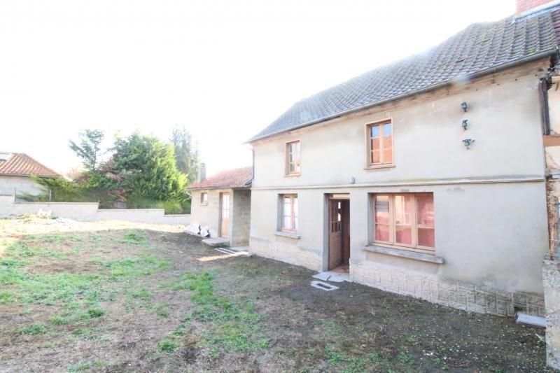 Sale house / villa Allery 66000€ - Picture 1