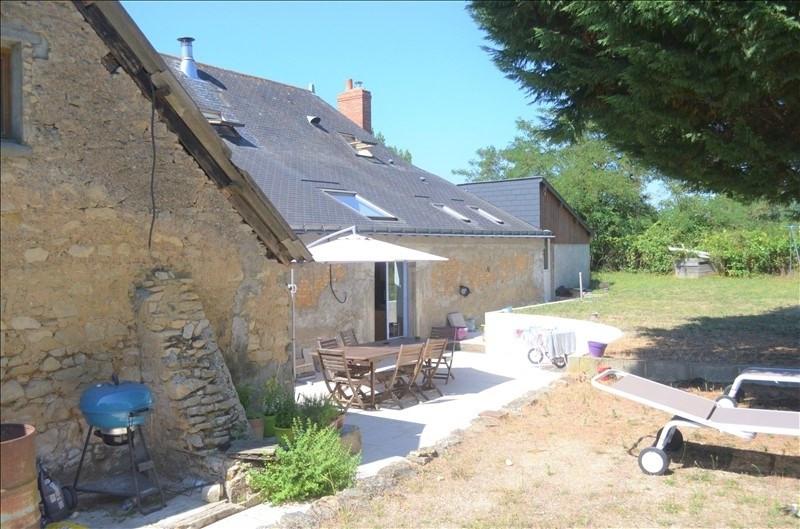 Vente maison / villa Seiches sur le loir 183550€ - Photo 6