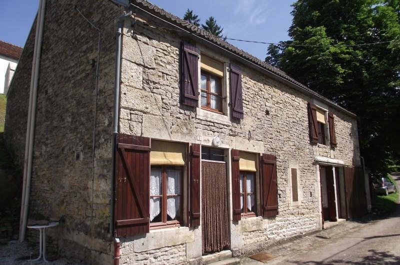 Sale house / villa Canton aignay le duc 39500€ - Picture 6