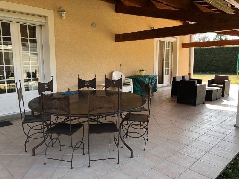 Vente maison / villa St just chaleyssin 457000€ - Photo 9