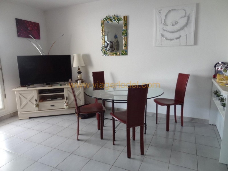 Life annuity apartment La grande-motte 37500€ - Picture 2