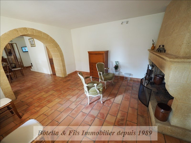 Verkoop van prestige  huis Uzes 610000€ - Foto 9