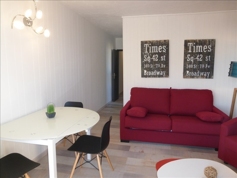 Sale apartment Port barcares 109 000€ - Picture 1