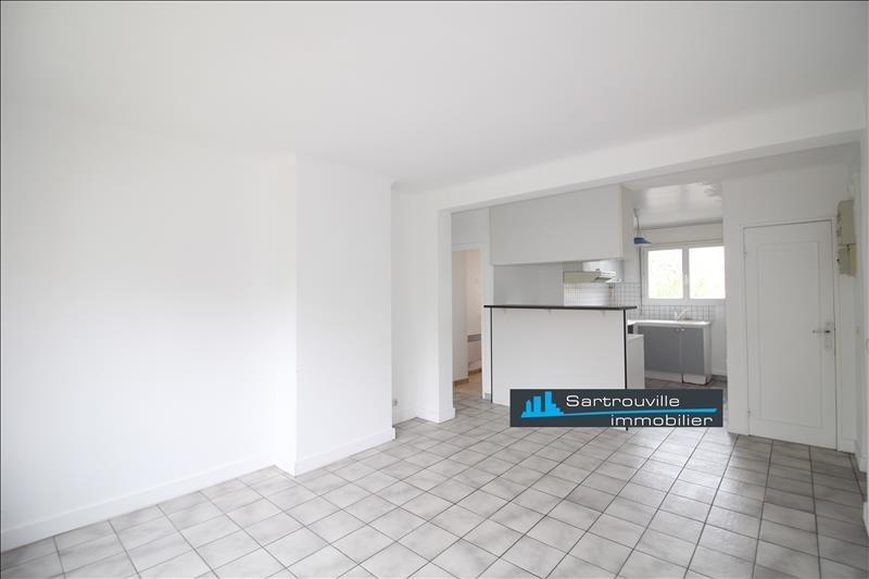 Vendita appartamento Sartrouville 151000€ - Fotografia 1