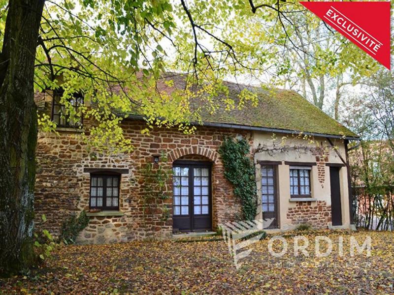 Sale house / villa Santranges 98000€ - Picture 1