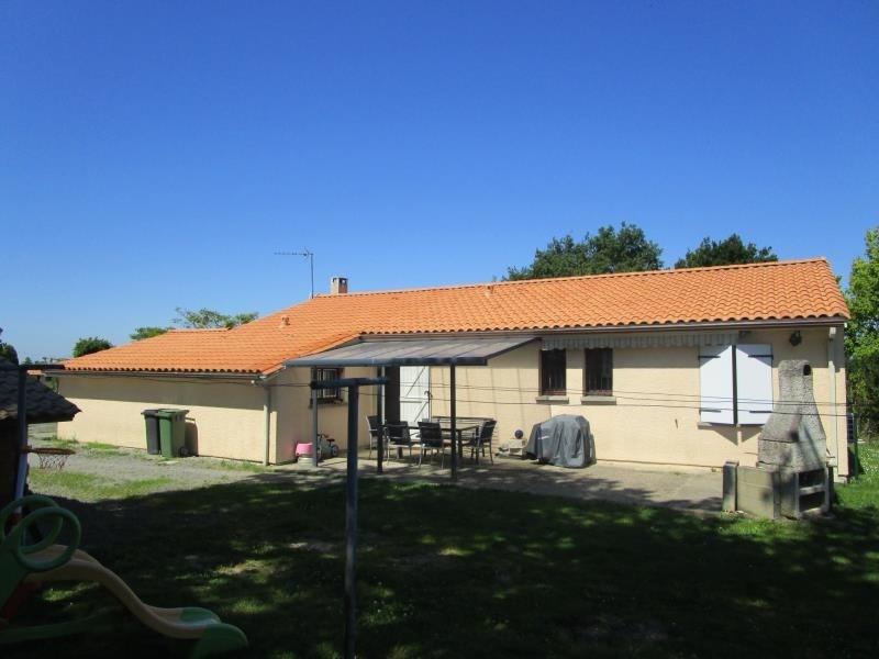Sale house / villa Ambares et lagrave 304000€ - Picture 1