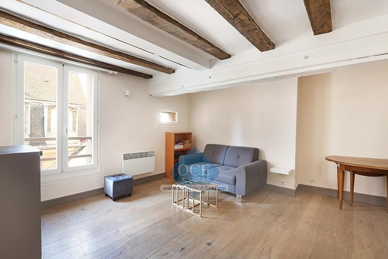 Vente appartement Paris 4ème 550 000€ - Photo 2