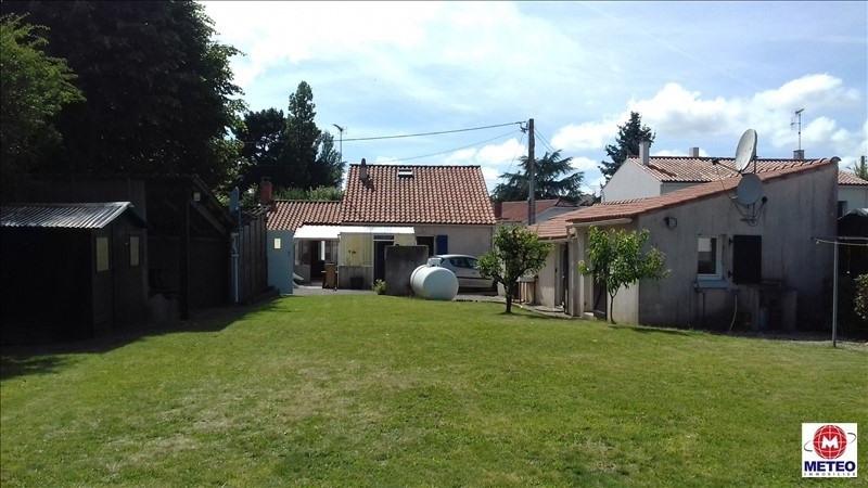 Vente maison / villa Avrille 165075€ - Photo 1